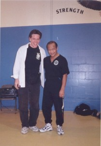 Sigung Richard Clear and Guro Dan Inosanto