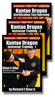 3 DVD Instructor Training Set
