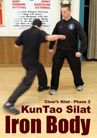 Kuntao Silat Iron Body Training