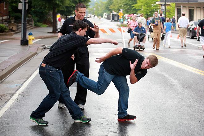 Kung Fu Challenge
