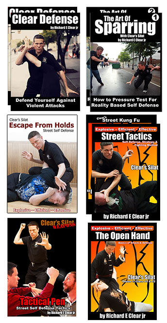 Extreme Self Defense for Extreme Situations.