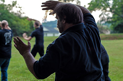 Study Clear's Tai Chi from beginner to advanced.