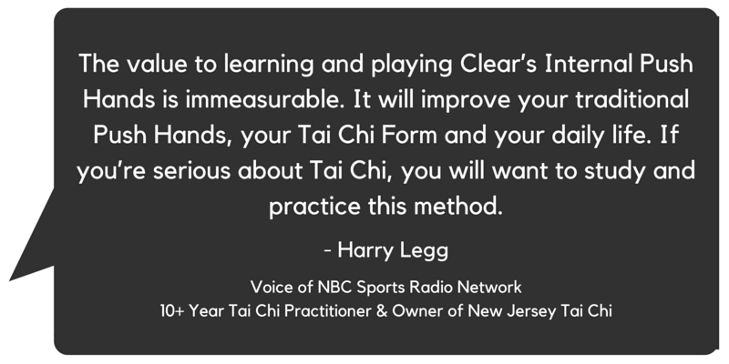 Testimonial from Harry Legg